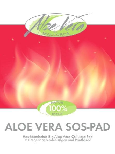 Bio Aloe Vera SOS Pad